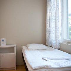 Отель Both Helsinki Номер Эконом с разными типами кроватей фото 13