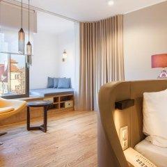 President Hotel Prague 5* Улучшенный номер с различными типами кроватей фото 6