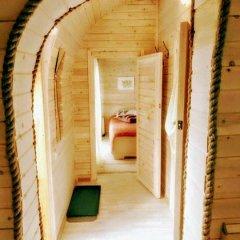 Гостиница Уральский Теремок Коттедж с различными типами кроватей фото 7