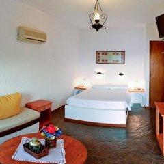 Апартаменты Kounenos Apartments Студия с различными типами кроватей фото 4