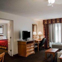 Отель Clarion Inn & Suites Clearwater удобства в номере фото 2