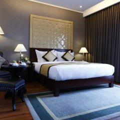Medallion Hanoi Hotel 4* Стандартный семейный номер разные типы кроватей фото 7