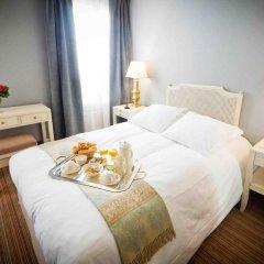 Отель Hôtel Champerret Héliopolis 3* Стандартный номер с различными типами кроватей фото 2