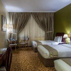 Days Inn Hotel Suites Amman 4* Стандартный номер с различными типами кроватей фото 3