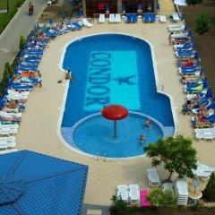 Отель Condor Болгария, Солнечный берег - отзывы, цены и фото номеров - забронировать отель Condor онлайн бассейн фото 2