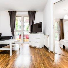 Апартаменты City Apartments Köln Кёльн комната для гостей фото 4