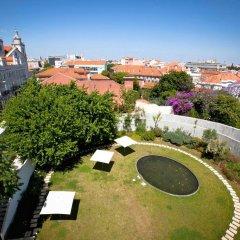 Отель Da Estrela Лиссабон спортивное сооружение