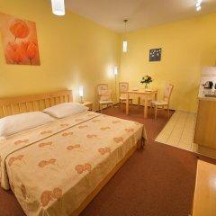 Апартаменты Andel Apartments Praha комната для гостей фото 3