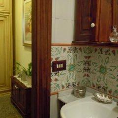 Отель Il Portoncino Verde Италия, Лидо-ди-Остия - отзывы, цены и фото номеров - забронировать отель Il Portoncino Verde онлайн ванная