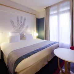 Отель Mercure Lyon Centre Château Perrache 4* Улучшенный номер с различными типами кроватей фото 4