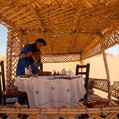 Отель Desert Luxury Camp Марокко, Мерзуга - отзывы, цены и фото номеров - забронировать отель Desert Luxury Camp онлайн питание