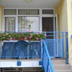 Апартаменты Peevi Apartments Солнечный берег балкон