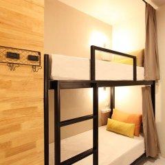 Lupta Hostel Patong Hideaway Кровать в общем номере фото 6