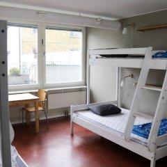Stf Malmö City - Hostel Кровать в мужском общем номере фото 5