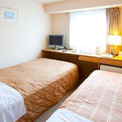 Pearl Hotel Ryogoku 3* Номер категории Эконом с различными типами кроватей фото 6