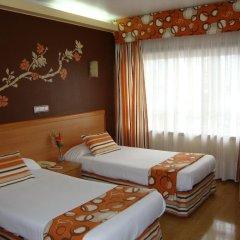 Отель Almirante Испания, Ла-Корунья - отзывы, цены и фото номеров - забронировать отель Almirante онлайн комната для гостей фото 3