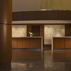 Отель Vancouver Marriott Pinnacle Downtown интерьер отеля
