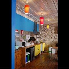 Alface Hostel Лиссабон в номере
