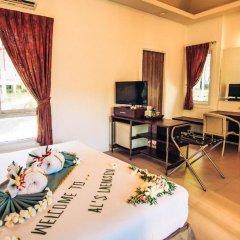 Отель Al's Laemson Resort комната для гостей фото 4