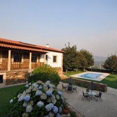 Отель Quinta Vilar e Almarde Стандартный номер с 2 отдельными кроватями фото 6