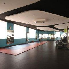Отель Comfort Hotel Suites Иордания, Амман - отзывы, цены и фото номеров - забронировать отель Comfort Hotel Suites онлайн фитнесс-зал фото 2