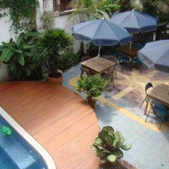 Отель Casa Hotel Jardin Azul Колумбия, Кали - отзывы, цены и фото номеров - забронировать отель Casa Hotel Jardin Azul онлайн бассейн фото 2