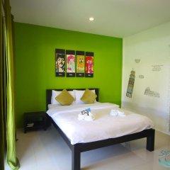 Отель Saphli Villa Beach Resort 2* Бунгало с различными типами кроватей фото 7