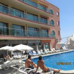 Отель Sunny Beauty Aparthotel Солнечный берег спортивное сооружение