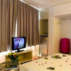 On Hotel Phuket 3* Номер категории Эконом с двуспальной кроватью фото 7