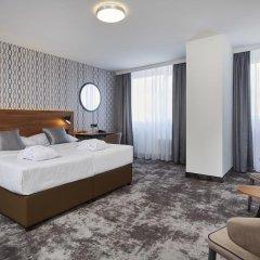 Orea Hotel Pyramida 4* Представительский номер с различными типами кроватей фото 5