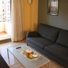 Отель Apartaments Suites Independencia Испания, Барселона - 2 отзыва об отеле, цены и фото номеров - забронировать отель Apartaments Suites Independencia онлайн комната для гостей