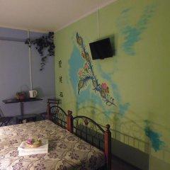 Home Hostel NN Стандартный семейный номер с двуспальной кроватью фото 4