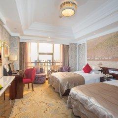 Отель Hangzhou Hua Chen International 4* Представительский номер с 2 отдельными кроватями фото 2
