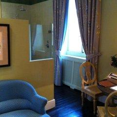 Отель Valdepalacios 5* Стандартный номер с различными типами кроватей фото 6