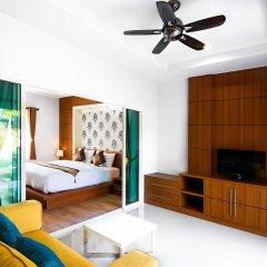 Отель Phutaralanta Resort 4* Вилла Делюкс фото 4