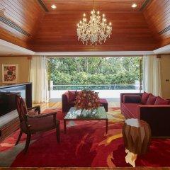 Отель Sofitel Singapore Sentosa Resort & Spa 5* Вилла с различными типами кроватей фото 8