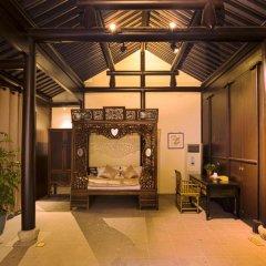 Отель Suzhou Shuian Lohas Вилла с различными типами кроватей фото 3