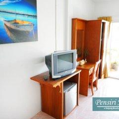 Отель Pensiri House 3* Стандартный номер с различными типами кроватей фото 11
