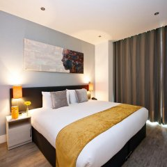 Отель Staycity Aparthotels Greenwich High Road комната для гостей фото 4
