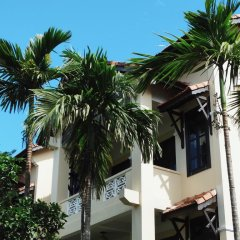 Отель Hoi An Trails Resort 4* Улучшенный семейный номер с различными типами кроватей