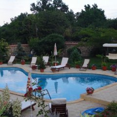 Hotel White Rose бассейн