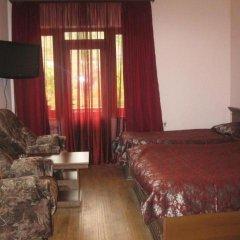 Отель Лара 2* Стандартный номер разные типы кроватей фото 9