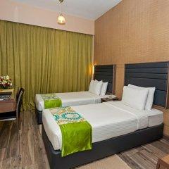 Oasis Deira Hotel Стандартный номер с различными типами кроватей фото 2