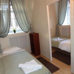 Мини-Отель СВ на Таганке Стандартный номер разные типы кроватей (общая ванная комната) фото 15