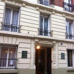 Отель Hipotel Paris Sacre Coeur Olympiades вид на фасад фото 3
