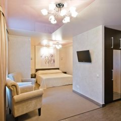 Апарт-Отель Ирис комната для гостей фото 4