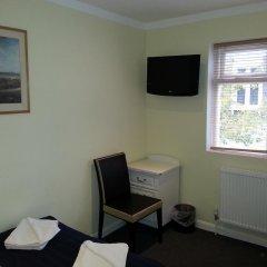 Manor Hotel 2* Стандартный номер с двуспальной кроватью фото 7