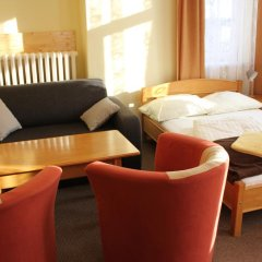 Отель Rusalka Закопане комната для гостей фото 3