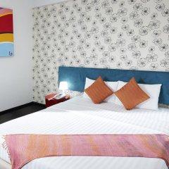 Отель Baiyoke Boutique Таиланд, Бангкок - 2 отзыва об отеле, цены и фото номеров - забронировать отель Baiyoke Boutique онлайн комната для гостей фото 5