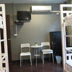 I-Sleep Silom Hostel Улучшенный номер с различными типами кроватей фото 8